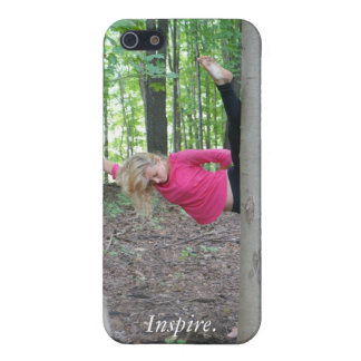 Inspire iPhone 5 Cover