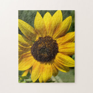 Inspire Joy Sunflower Puzzle