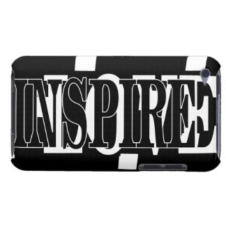 Inspire Love Barely There iPod Cases