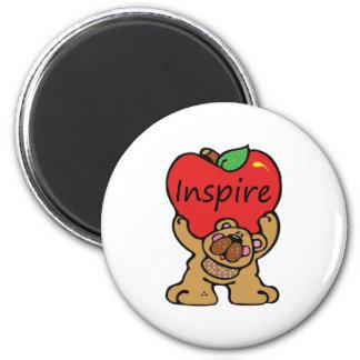 Inspire Fridge Magnet