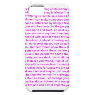 Inspire Tough iPhone 5 Case