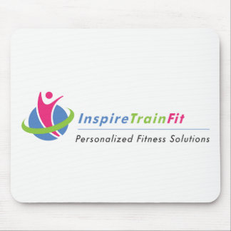 Inspire Train Fit Mouse Pad
