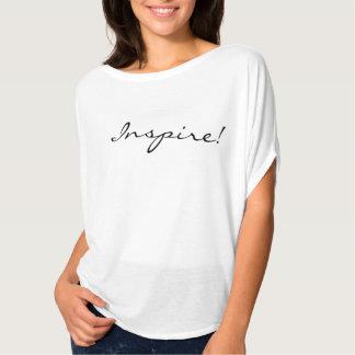 Inspire! Women's Flowy Shirt