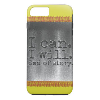 Inspire yourself iPhone 7 plus case