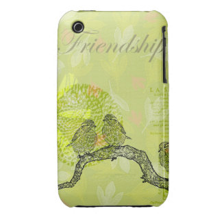 Inspired Birds iPhone 3 Case-Mate Cases