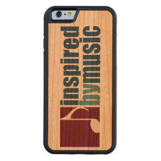 inspired by music cherry iPhone 6 bumper case