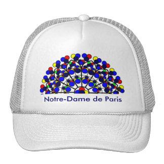 Inspired by South Rose Window, Notre-Dame de Paris Cap