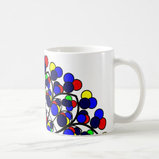 Inspired by South Rose Window, Notre-Dame de Paris Coffee Mugs