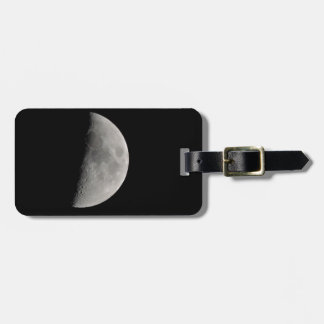Inspired by the Moon Bag Tag