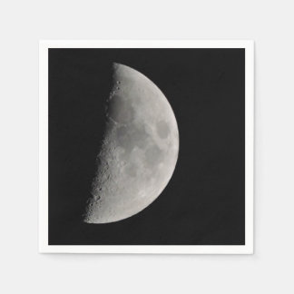 Inspired by the Moon Disposable Napkins