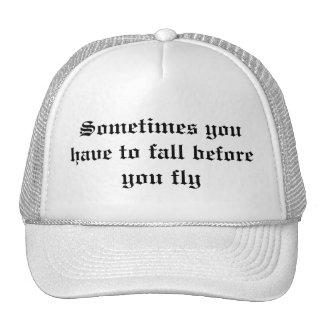 Inspired Cap