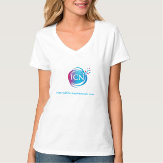 Inspired Choices Network Ladies T-Shirt