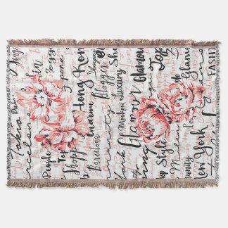 Inspired Life Cozy Throw Blanket