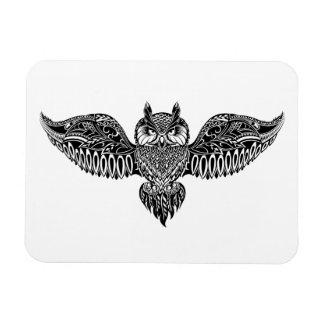 Inspired Owl Magnet