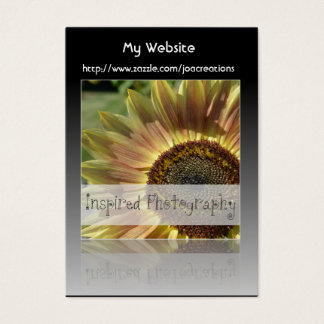 Inspired Photography Business Card