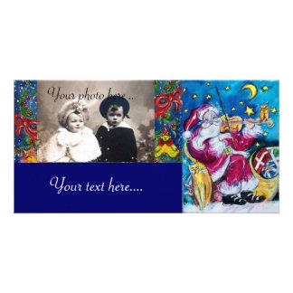 INSPIRED SANTA CUSTOM PHOTO CARD