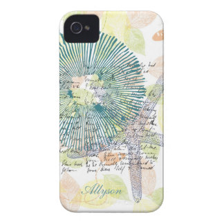 Inspired Starfish iPhone 4 Case-Mate Cases