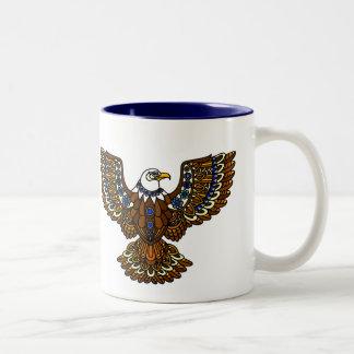 Inspired Two-Tone Coffee Mug