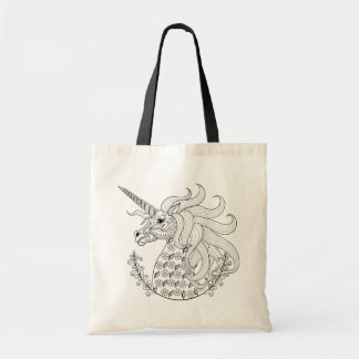 Inspired Unicorn Tote Bag