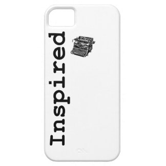 Inspired Writer iPhone 5 Case