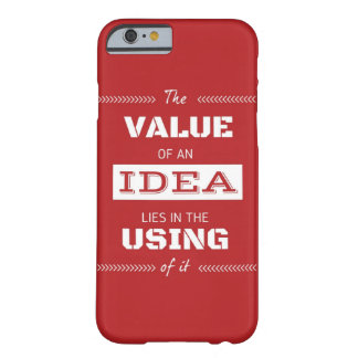 Inspiring Barely There iPhone 6 Case