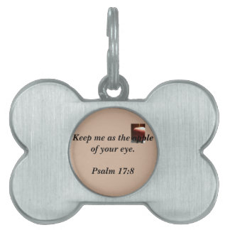 Inspiring Christian Pet Tag
