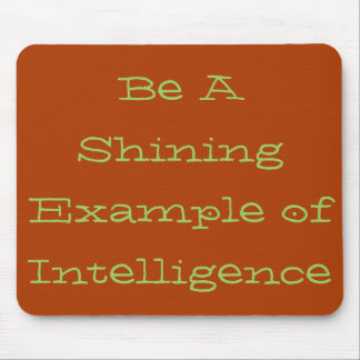 Inspiring Encouragement STEM Geeky Office Goodies Mouse Pad