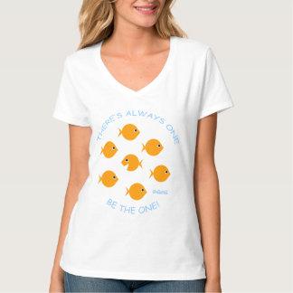 Inspiring Message Homeschooler Tutor or Teacher T-Shirt