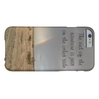 Inspiring, motivational, pretty barely there iPhone 6 case