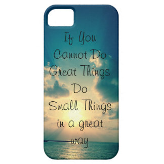 Inspiring Quote about Life iPhone 5 Covers