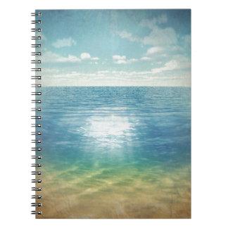 Insta Beach Notebooks