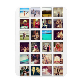 instagram 32 photo magnets