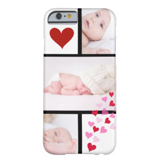 instagram filmstrip photo frame DIY color iPhone 6 Barely There iPhone 6 Case