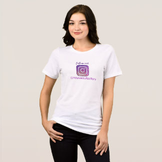 Instagram Follow me T-Shirt