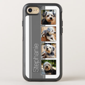 Instagram Photo Collage Using Lo Fi Frames OtterBox Symmetry iPhone 8/7 Case