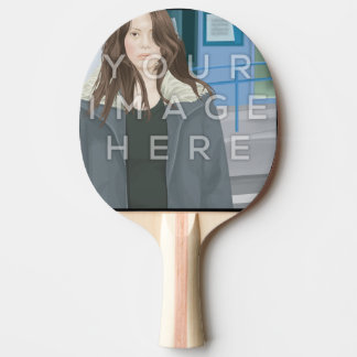 Instagram Photo Personalised Ping Pong Paddle