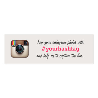 187 Instagram Business Cards and Instagram Business Card