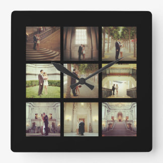 instagram wedding clocks