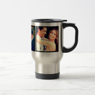 Instagram Wedding Photo Travel Mug