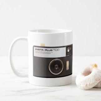 Instamatic Camera Coffee Mug
