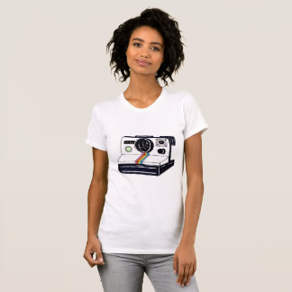 Instant Camera Tee