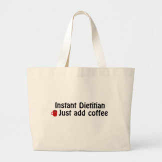 Instant Dietitian, Just Add Coffee Bag