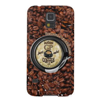 INSTANT GP ADD COFFEE GENERAL PRACTITIONER DOCTOR GALAXY S5 COVER