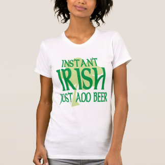 Instant Irish Destroyed T-Shirt