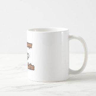 Instant Lawyer...Just Add Coffee Basic White Mug