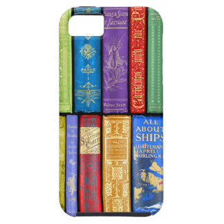 Instant Library ~ Story Time ~Light and Bright Case For The iPhone 5