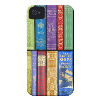 Instant Library ~ Story Time ~Light and Bright iPhone 4 Case