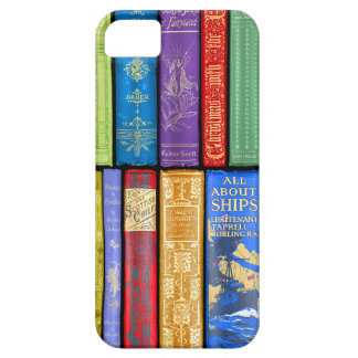 Instant Library ~ Story Time ~Light and Bright iPhone 5 Case