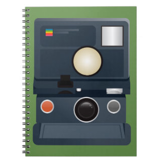 Instant Photography Notes Notebook