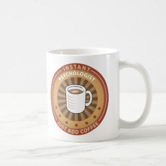 Instant Psychologist Basic White Mug